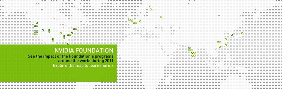 NVIDIA Foundation Impact 2018